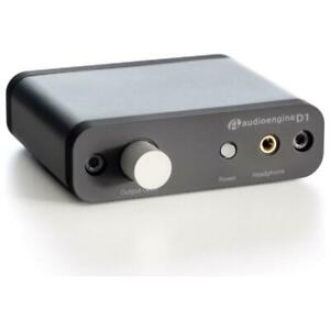NEW Audioengine D1 24-bit DAC/Headphone Amp 819955250039