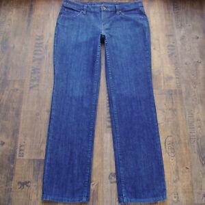 "ESPRIT Denim ""Las Vegas"" Gr. 44 L32 TOP Damenjeans gerade Stretch blau Jeans"