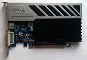 Gigabyte ATi Radeon HD2400PRO GV-RX24P256H 256MB PCI-Express VGA - Test OK!