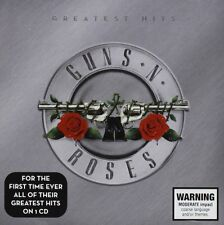Guns 'N Roses Greatest Hits CD NEW SEALED Sweet Child O' Mine/Paradise City+