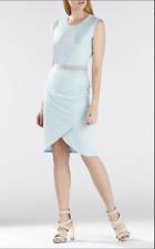 NWoT~ BCBG Max Azria Mikela Wrapped Shirred Skirt Dress~XS