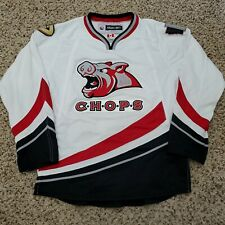 Official Iowa Chops CCM Reebok Hockey JERSEY AHL Size Small