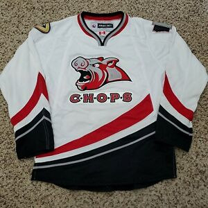Official Iowa Chops CCM Reebok Hockey JERSEY AHL Size Small
