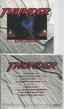 CD--THUNDER--LIVE CIRCUIT