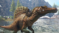 Ark Survival Evolved Xbox One PvE Starter X-Spino 196-213 Unleveled with Saddle