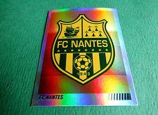 N°313 BADGE ECUSSON FCN NANTES CANARIS  PANINI FOOT 2009 FOOTBALL 2008-2009
