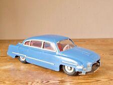 Tatra 603 mit Friktion von Presu DDR Kunststoffspielzeug 60er Jahre bespielt