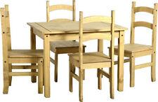 Tische und Stuhl-Sets aus Holz