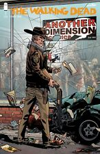 WALKING DEAD #1 15th Anniversary ANOTHER DIMENSION STORE EXCLUSIVE IN HAND!