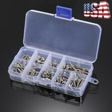Rc Screws Stainless Steel Screw Kit for Traxxas Slash 4x4 Short Truck Car Parts