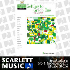 Getting to Grade 1 ( One / First ) The New Mix Book HLSPL 2nd Ed. *WITH CD*