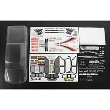 RC4WD Z-B0169 Rc4wd 2001 Toyota Tacoma 4 Door Body for Tf2 Lwb 313mm/12.3