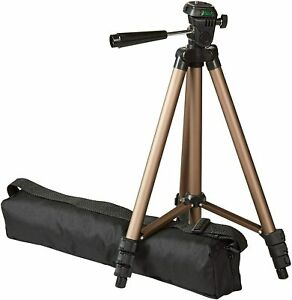 "Amazon Basics 127cm (50"") Lightweight Tripod with Bag"
