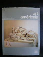 ART AMÉRICAIN 81 ALBERS GORKY CORNELL POLLOCK WAHROL DINE FRANCIS RIVERS CALDER