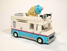 LEGO Custom Modular Building - Ice Cream Truck - ONLY PDF INSTRUCTIONS!