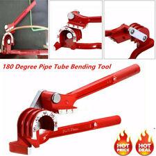 Tubing Pipe Bender,6Mm 8Mm 10Mm Tube Aluminum C-opper Steel Fuel Brake Lines