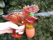 Seifenblasenpistole Dino mit Licht 20x15x6,7cm Blister 111111