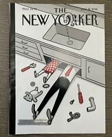 The New Yorker Magazine ~ June 18 2018 ~ Weike Wang / Nick Flynn