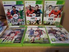 FIFA 12,13,14,15 y 16 Xbox 360