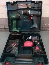 Bosch Akku Schrauber GSR 14,4 V und Schlagschrauber GDR 14,4 V inkl. Ladegeräte