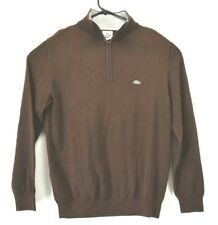 14c9d25f Lacoste 100% Cotton Cardigan Sweaters for Men for sale | eBay