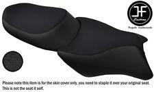 DSG2 Negro Personalizado De Vinilo De Agarre Para BMW K1200GT K1300GT 03-13 DELANTERO TRASERO SEAT COVER
