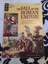 THE FALL OF THE ROMAN EMPIRE Gold Key 1-Shot 1964 Fredericks Art,