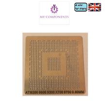 ATI 9200 9600 X300 X700 9700 216TBFCGA15FH 216CXEJAKA13FH Stencil Template