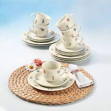 Seltmann Weiden MARIE LUISE elfenbein 44714 Kaffeeservice 18 teilig