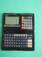 Vintage Casio Digital Diary SF-3500 TESTED