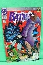 Batman #492 2nd Print KnightFall 1 DC Comic Comics VF Condition