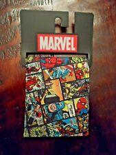 MARVEL billfold wallet  Bioworld Spiderman HULK Captain America