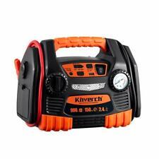 Kinverch Jump Starter Source:150 PSI Tire Inflator/Air compressor,900 Peak Amp