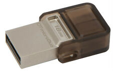 Kingston DT microDuo USB 2.0 OTG 16GB Pen Drive 16 GB