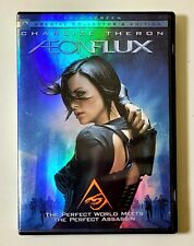 Aeon Flux Dvd Special Collector's Edition Full Screen Charlize Theron Free Shipp