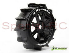 Louise RC 1/8  Buggy Paddle tire + wheels (2pcs)  #L-T3249SB