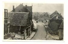 NEDERLAND 1945 OORLOG - FOTO AK = VENRAY = PRACHT