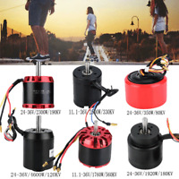 Brushless Sensorless 6364-200KV Motor for Electric Balancing Scooter Skateboards