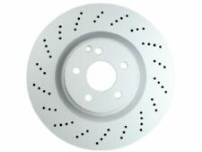 Rear Brake Rotor Fremax Painted 2044231512 For Mercedes W204 C300 C250 08-13