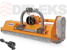 Trincia per trattore 140cm serie MEDIA trinciaerba DELEKS Trinciasarmenti