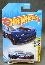 2019 Hot Wheels Car 26/250 '18 Camaro SS - B Case