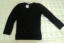 Bluse, Shirt, neu mit Etikett, un1deux2trois3, 1-2-3 paris, Schwarz, 3/4 Arm