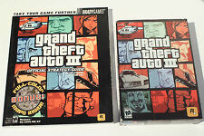Grand Theft Auto III (PC, 2002) Boxed with BradyGames Strategy Guide - Tested 3