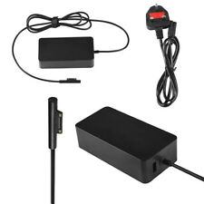 REPLACEMEN Mains Charger Adapter UK Power Cable for Microsoft Surface Pro 5 Pro5