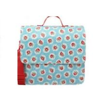 New Cath Kidston Kids Satchel blue lattice rose print/girls school bag/present
