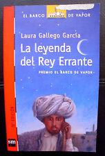LA LEYENDA DEL REY ERRANTE (GALLEGO - VAPOR) - BLANDA - USADO - PROMENADE