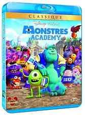 Blu-Ray Monstres Academy Grand Classique n°107 Walt Disney Neuf Pixar VF DTS 2