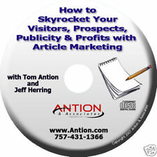 Internet marketing,Skyrocket Profits With Articles