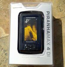 🌟🎈 HUMMINBIRD PiranhaMax 4 DI Dualbeam Sonar Fish Finder 410160-1 🌟