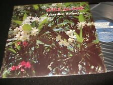 WILL GLAHE<>ACCORDION ROMANTI<>Lp Vinyl~Canada. Pressing~LONDON MIM-1-8327